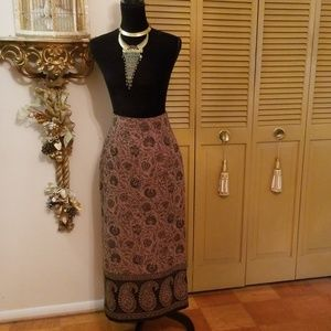 Maxi Skirt by BRIGGS New York